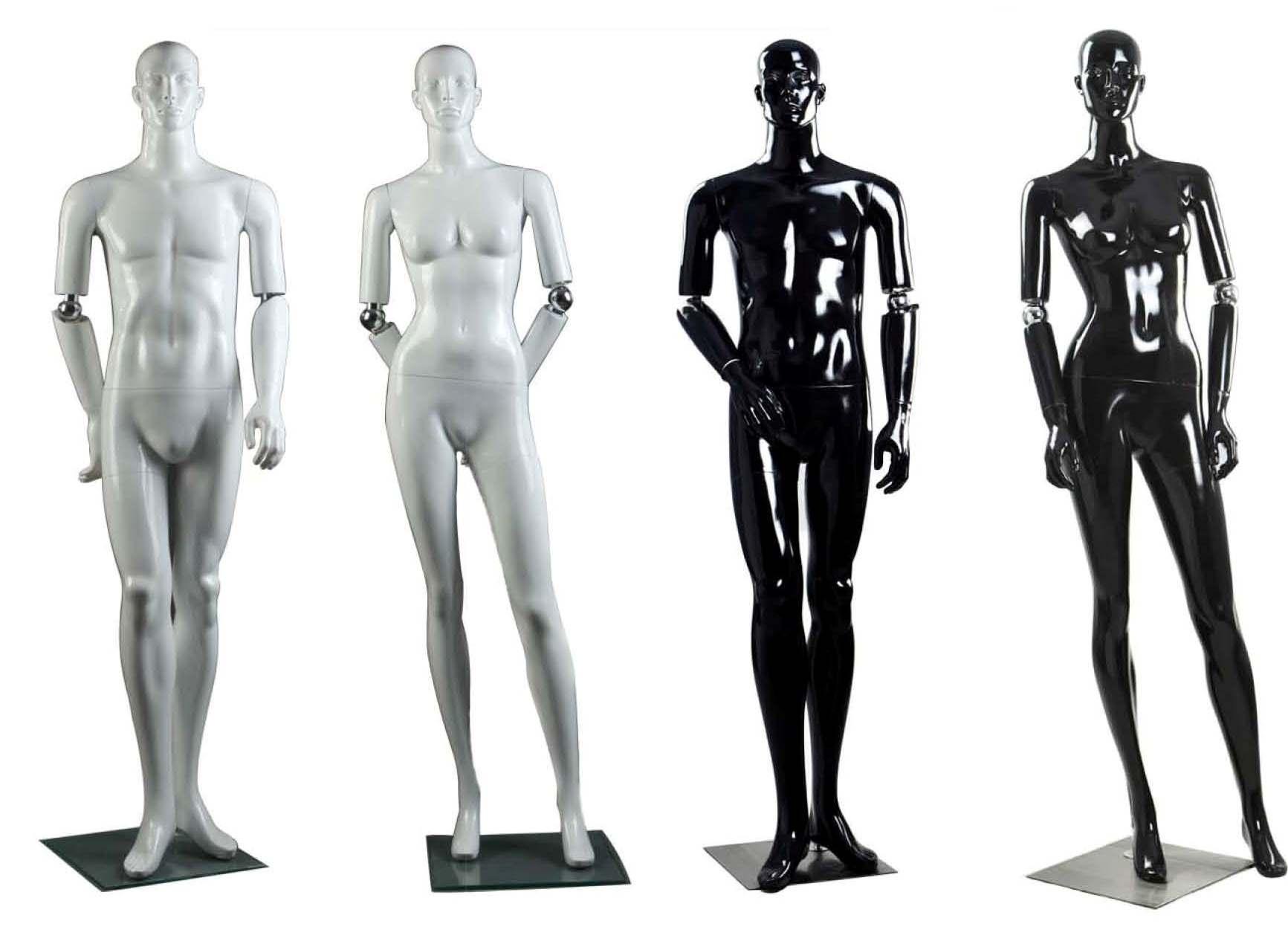 живые голые манекены-нж2